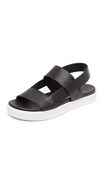 Dkny Brodie Sandals - Black at Shopbop