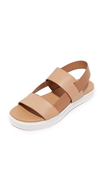 Dkny Brodie Sandals - Nude/Tan at Shopbop
