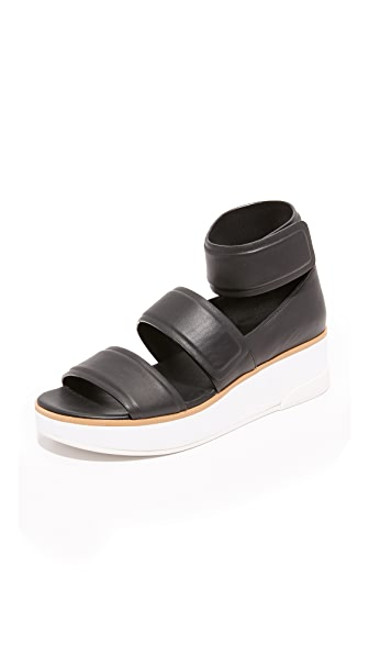 Dkny Sia Sandals - Black at Shopbop