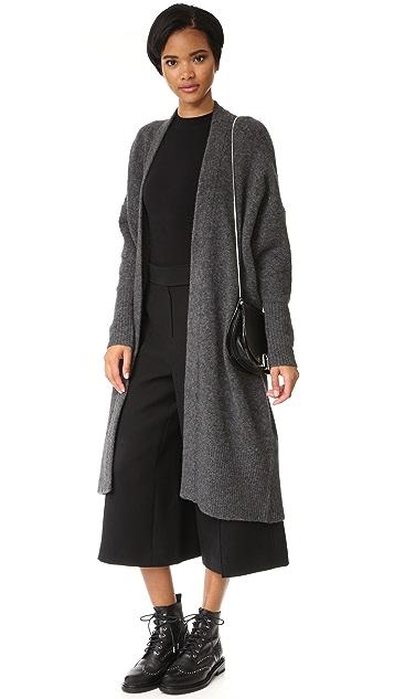 DKNY Pure DKNY Drop Shoulder Cardi Coat