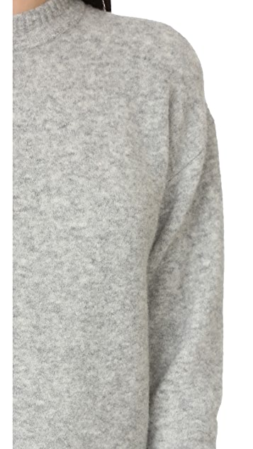 DKNY Pure DKNY Drop Shoulder Pullover