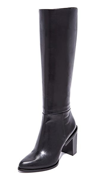 DKNY Pilar Knee High Pointy Boots