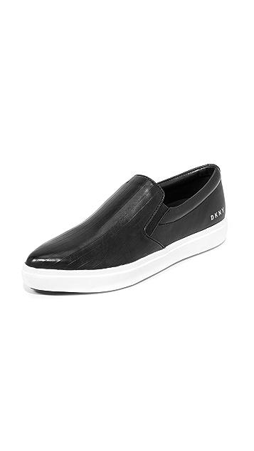DKNY Trey Slip On Sneakers