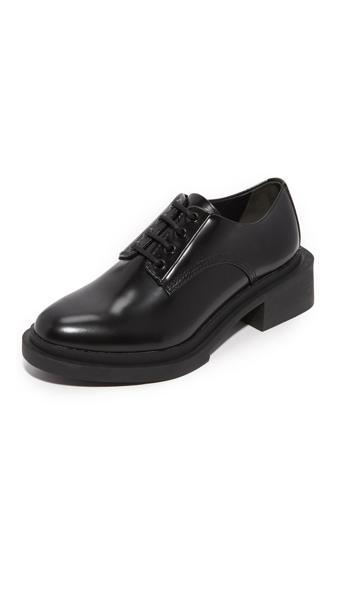 Dkny Alix Oxfords - Black at Shopbop