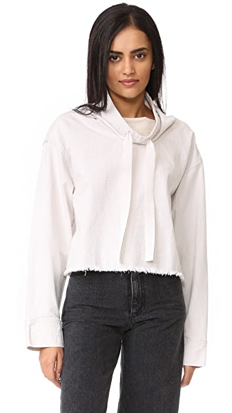 DKNY Pure DKNY Cowl Neck Top