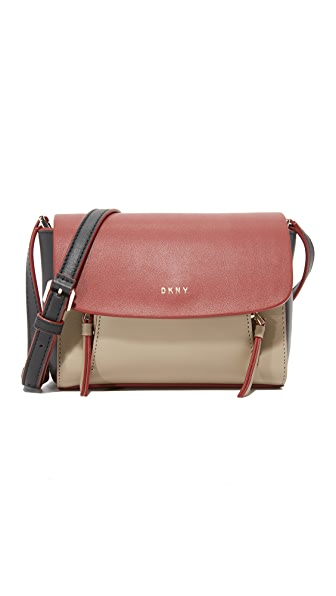 DKNY Grennwich Mini Flap Cross Body Bag