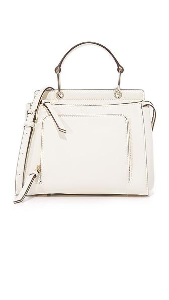 DKNY Небольшая сумка-портфель Greenwich с ручкой сверху