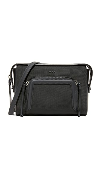 DKNY Nylon Cross Body Bag