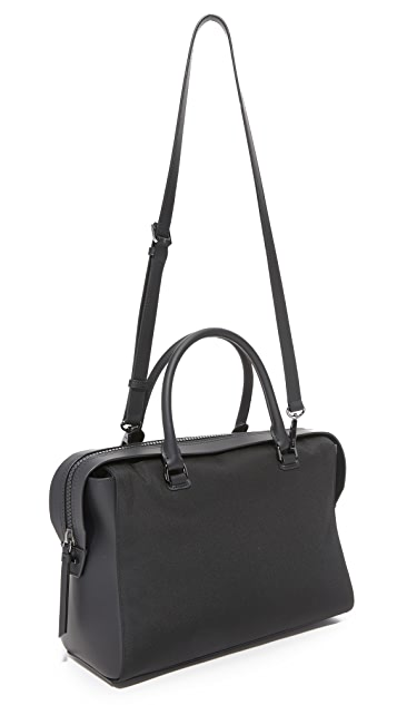 DKNY Nylon Large Satchel