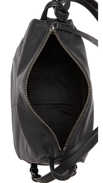 DKNY Convertible Hobo Bag