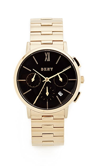 DKNY Willoughby Watch
