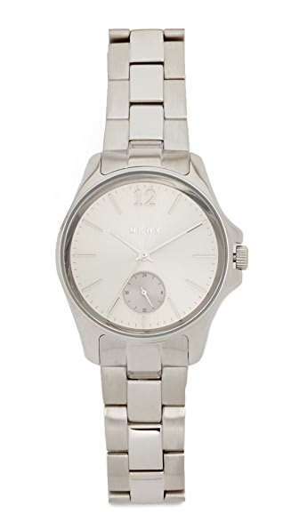 Dkny Eldridge Watch - Stainless Steel at Shopbop