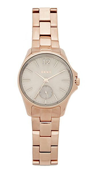 Dkny Eldridge Watch - Rose Gold at Shopbop