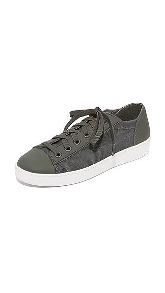 DKNY Brayden Mesh Classic Court Sneakers