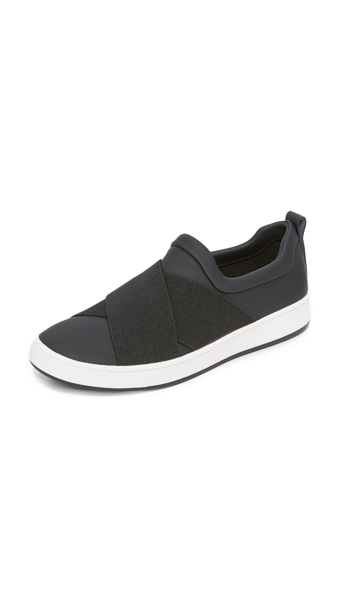 DKNY Brayden Sock Slip On Sneakers