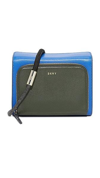 DKNY Bryant Park Pocket Cross Body Bag