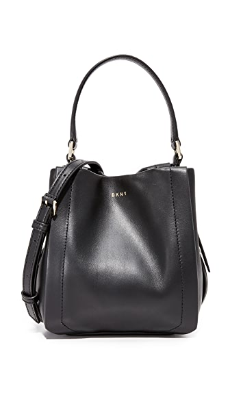 DKNY Greenwich Mini Bucket Bag