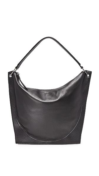 DKNY Molded Hobo Bag