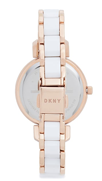 DKNY Ellington Ceramic Watch