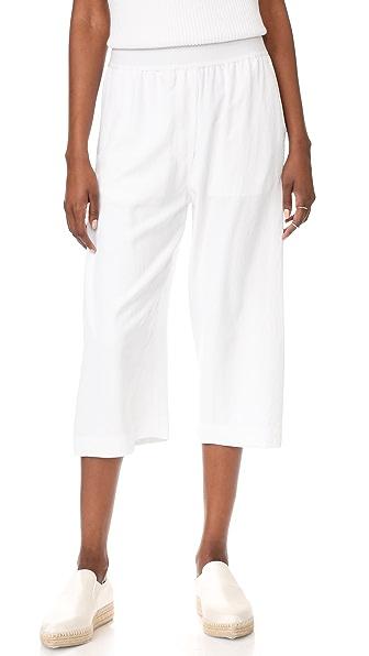 DKNY Crop Pants at Shopbop