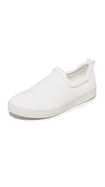 DKNY Brayden Sock Slip On Sneakers at Shopbop