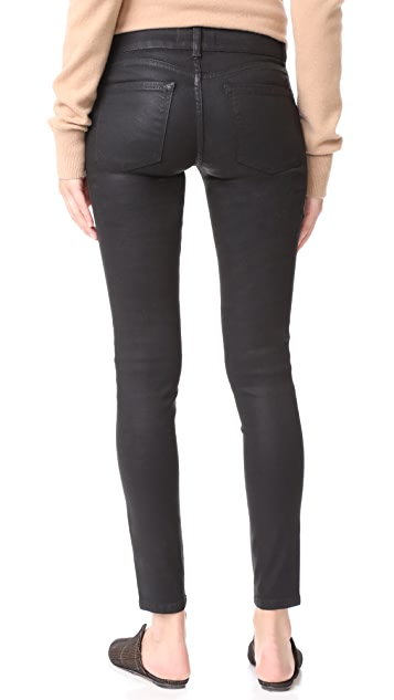 DL1961 Emma Coated Legging Jeans