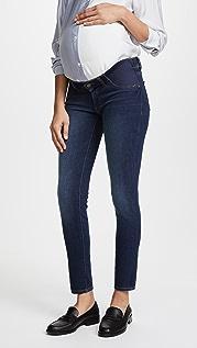 DL1961 Florence 孕妇装紧身牛仔裤