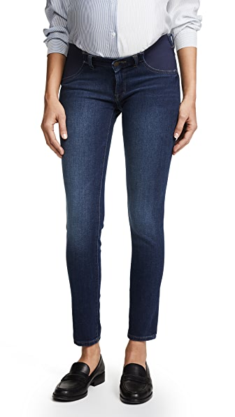 DL1961 Florence Maternity Skinny Jeans In Thorton