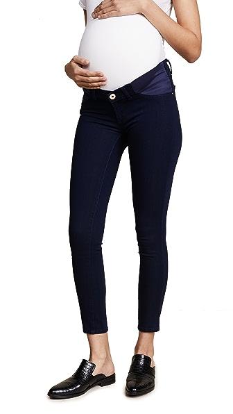 DL1961 Emma Maternity Jeans In Flatiron