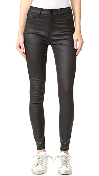 DL1961 Jessica Alba No.1 Super Skinny Ultra High Rise Jeans