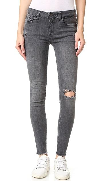 DL1961 Jessica Alba No.3 Instasculpt Skinny Jeans