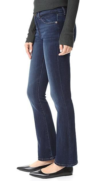 DL1961 Bridget Instasculpt Petite Boot Cut Jeans