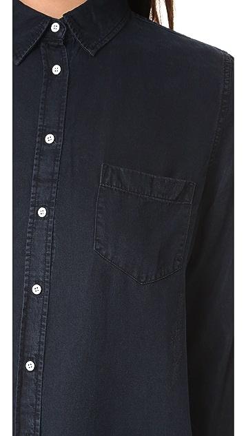 DL1961 The Blue Shirt Shop Mercer & Spring Shirt