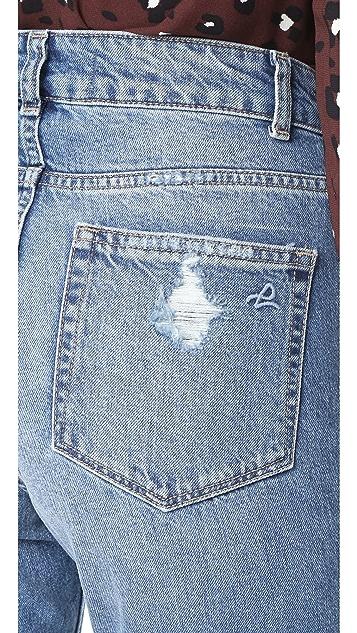 DL1961 Goldie High Rise Boyfriend Jeans