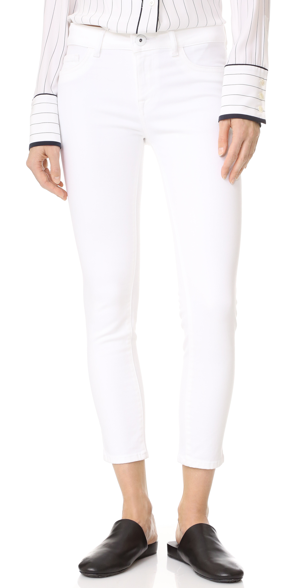Florence Cropped Skinny Jeans DL1961