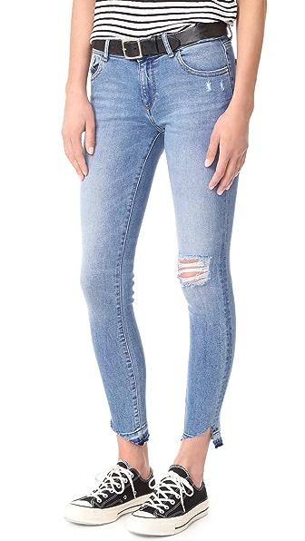 DL1961 Emma Power Legging Jeans - Divers