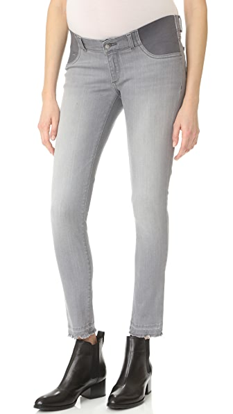 DL1961 Emma Maternity Power Legging Jeans - Cateye
