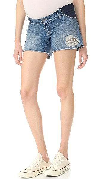 DL1961 Karlie Maternity Shorts