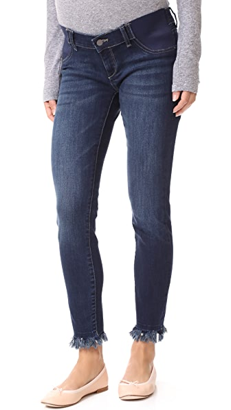 DL1961 Margaux Maternity Jeans In Harlow