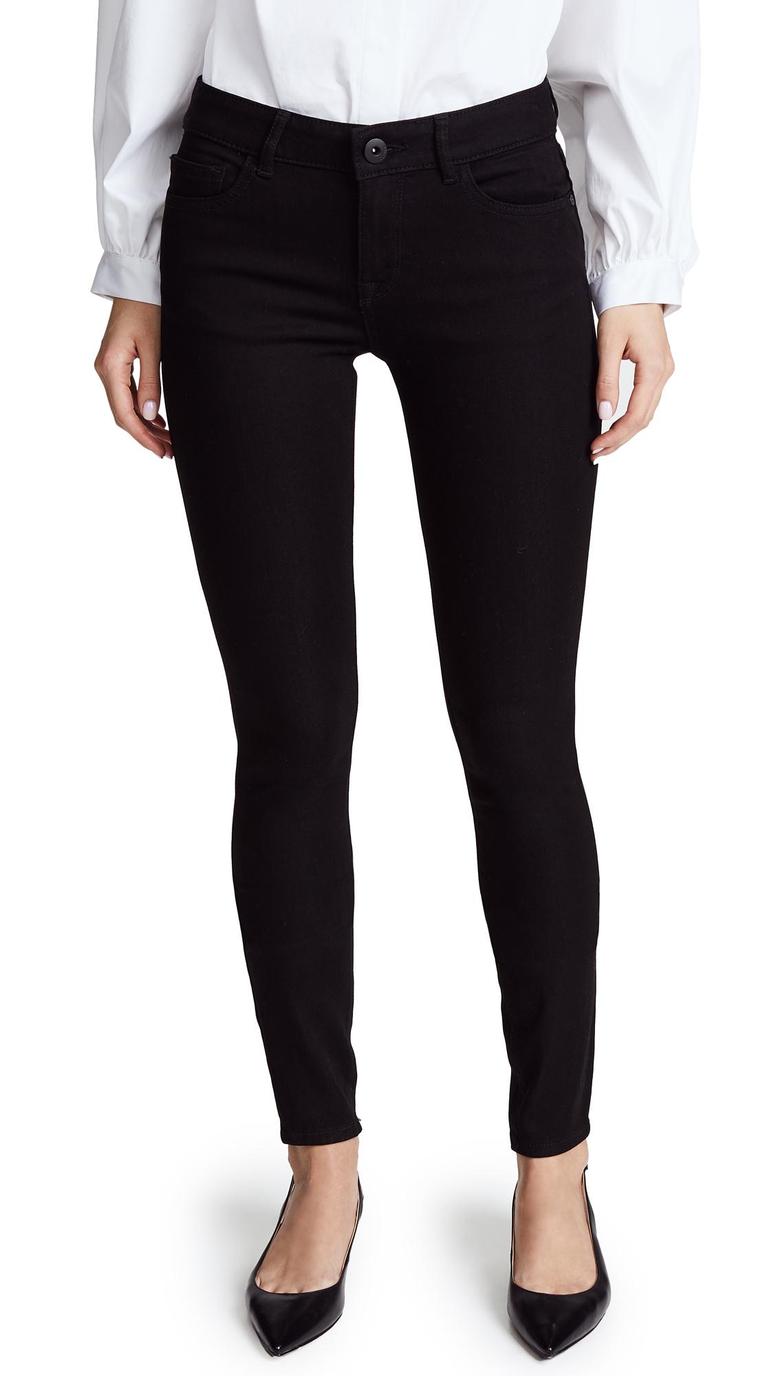 DL1961 Danny Instasculpt Supermodel Skinny Jeans In Riker