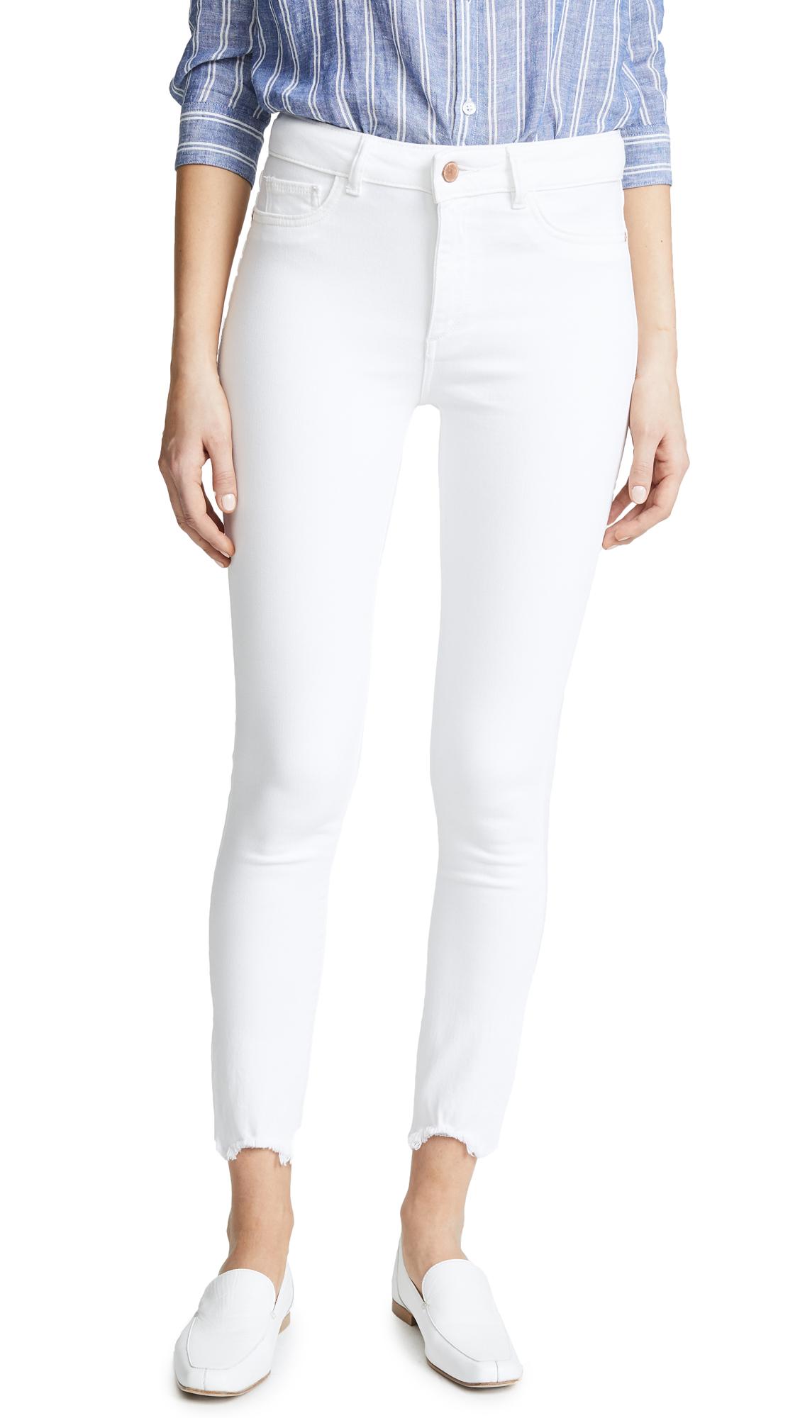 DL1961 Farrow Ankle Instaslim High Rise Skinny Jeans
