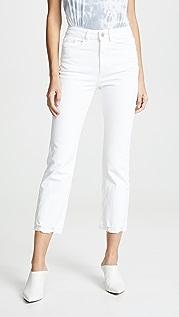 DL1961 Прямые джинсы с высокой посадкой Jerry