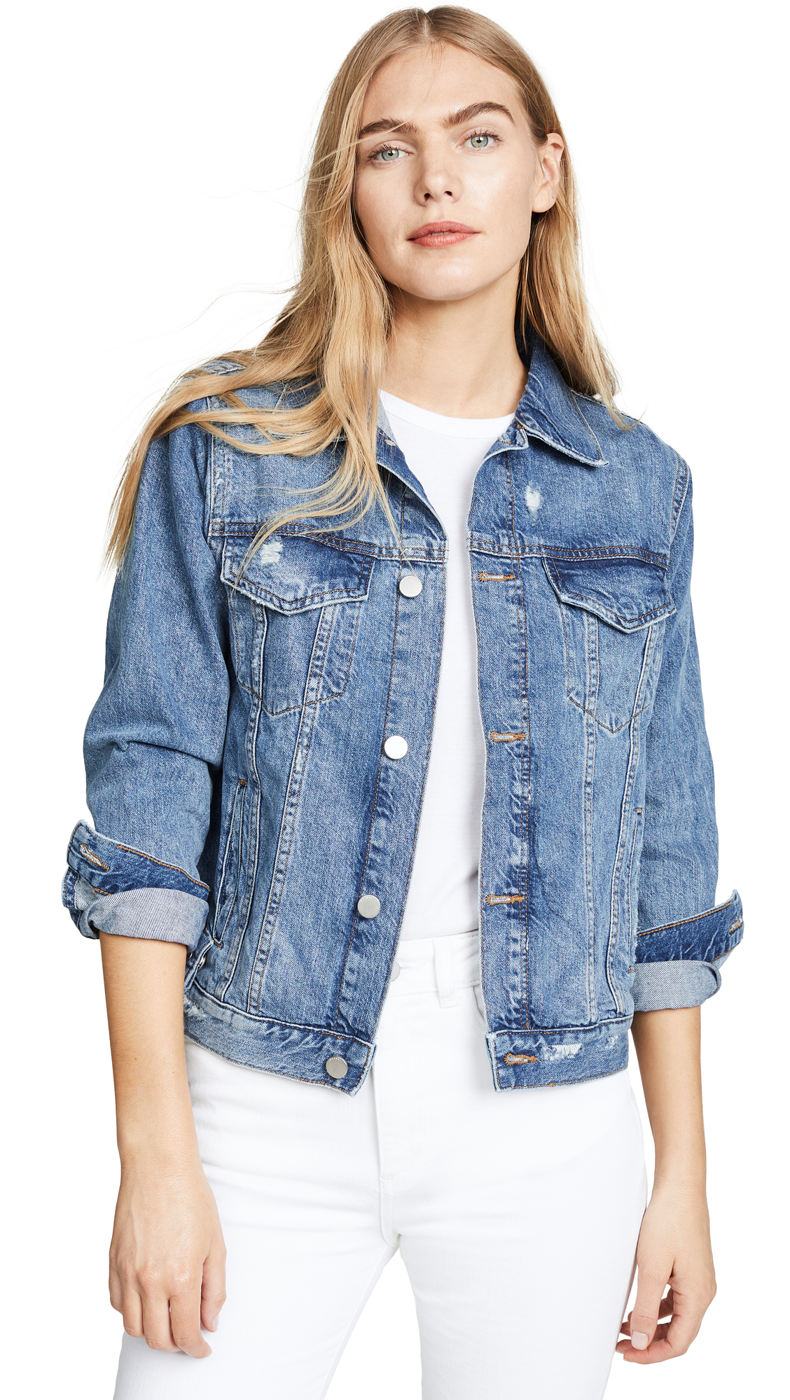 750232464bfb DL1961 Clyde Classic Trucker Jacket