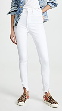 3c6231539a8d1 DL1961. Chrissy Ultra High Rise Skinny Jeans