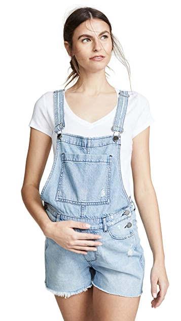 DL1961 Abigail Maternity Overalls