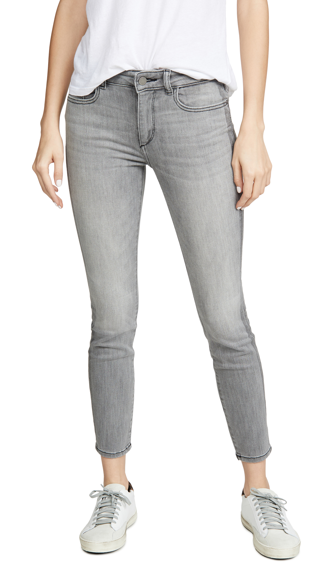 Buy DL online - photo of DL1961 Florence Ankle Mid Rise Skinny Jeans