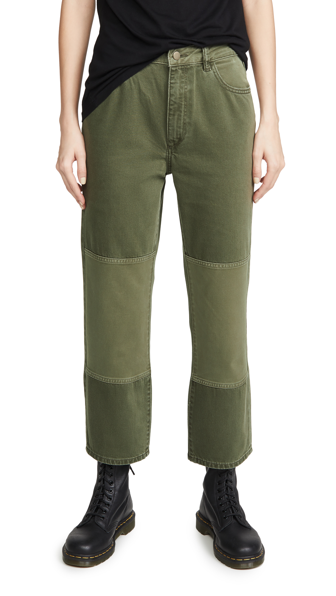 Buy DL online - photo of DL1961 Jerry Twill Utility Pants