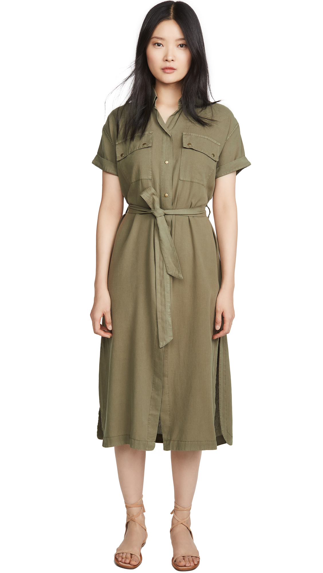 Buy DL1961 Fire Island Utility Dress online beautiful DL Clothing, Dresses