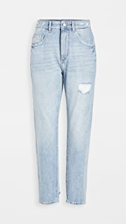 DL1961 Susie 锥形修身牛仔裤
