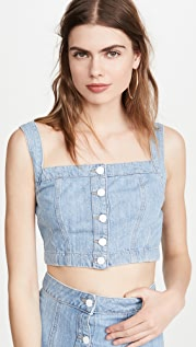DL1961 Raena Crop Top